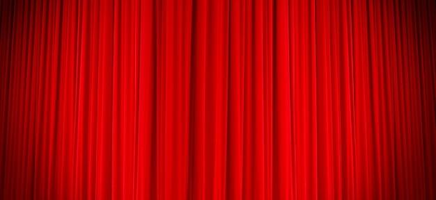 Psdのカーテンの背景