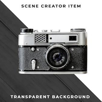 Камера прозрачная psd