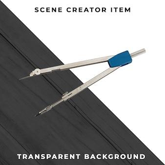 オブジェクトの透明なpsdの描画