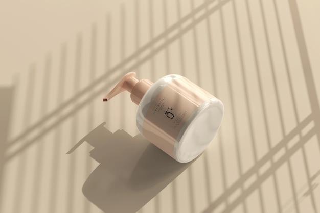 펌프 병 모형
