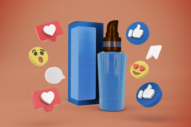 Pump social media