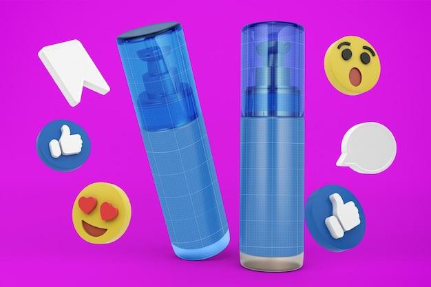 Pump v1 social media