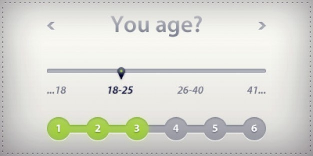 Questionnaires age interface design