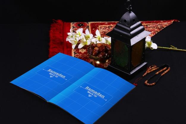 Рамадан журнал макет