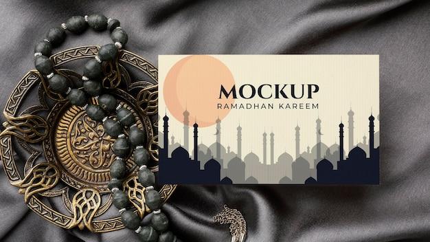 Рамадан полиграфический макет