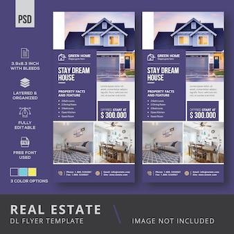 Real estate dl flyer