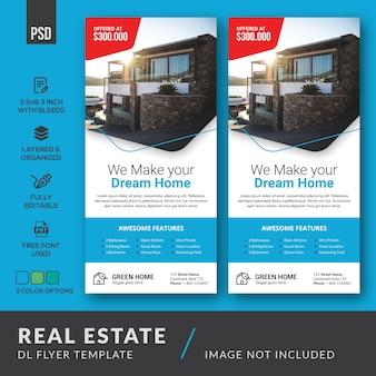 Real estate dl flyers