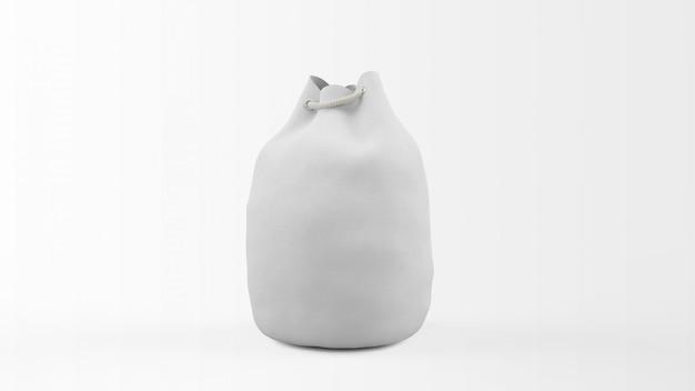 Реалистичная сумка макет изолированы