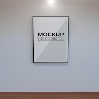 사진 예술 모형을위한 현실적인 큰 프레임