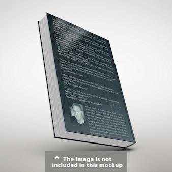 현실적인 책 표지 프레젠테이션