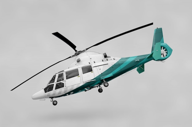 現実的なヘリコプター模型
