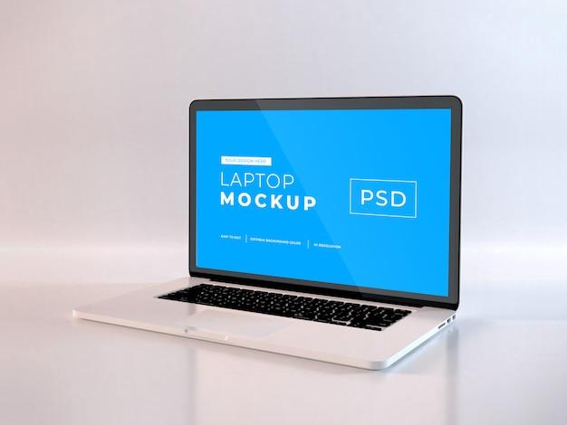 현실적인 노트북 모형