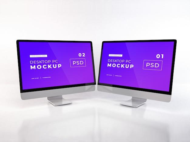 현실적인 개인용 컴퓨터 모형