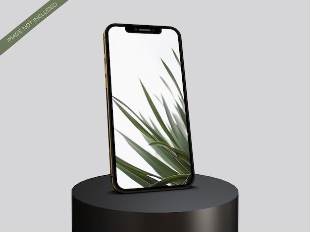 현실적인 아이폰 12 프로 목업 psd