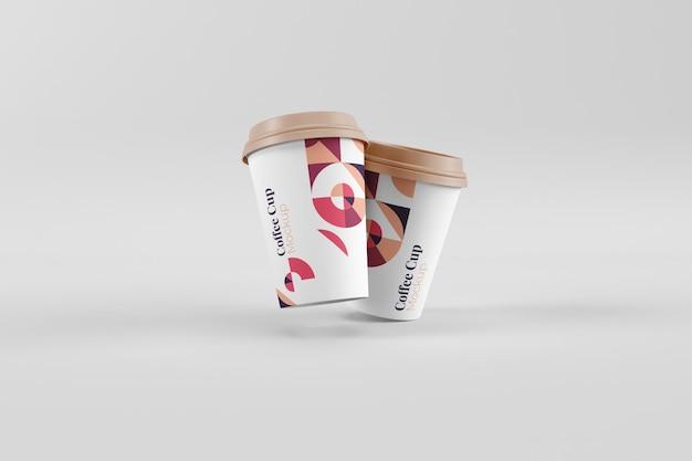 Реалистичные, полезные и стильные мокапы кофейной чашки