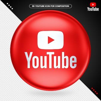 Красный эллипс 3d youtube