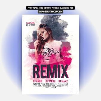 Remix sound party