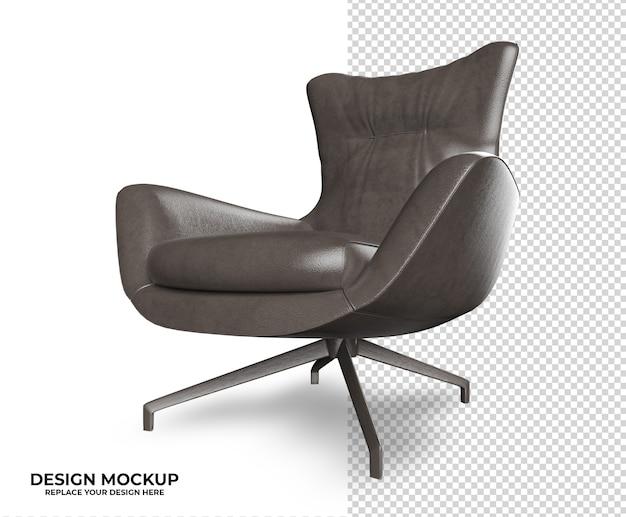 Визуализация украшения модели стула