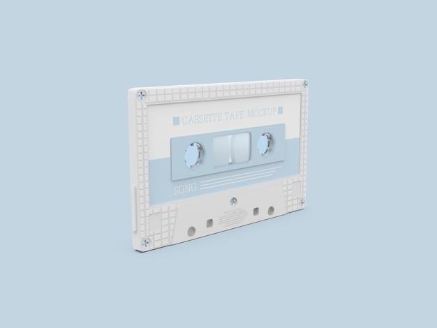 Ретро-макет кассеты