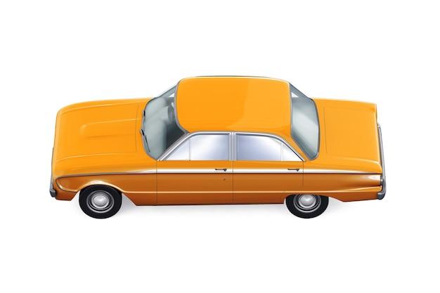 レトロクーペカー1960モックアップ