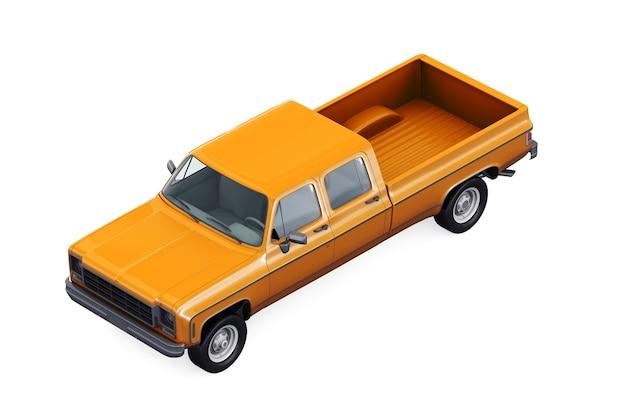 Ретро-пикап 1979 года, макет