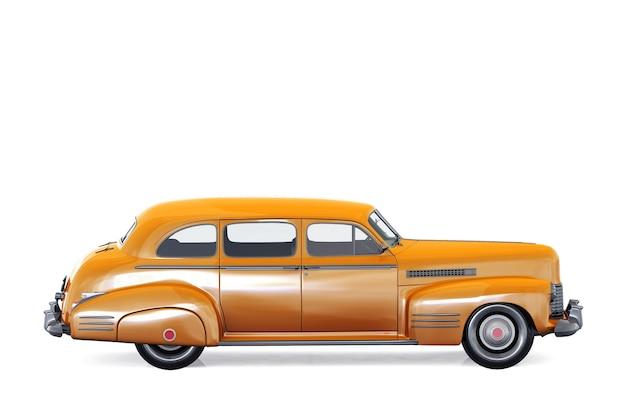 レトロワゴンコンビカー1941モックアップ