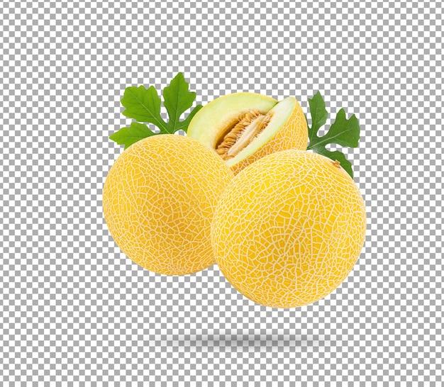 Ripe melon isolated Premium Psd