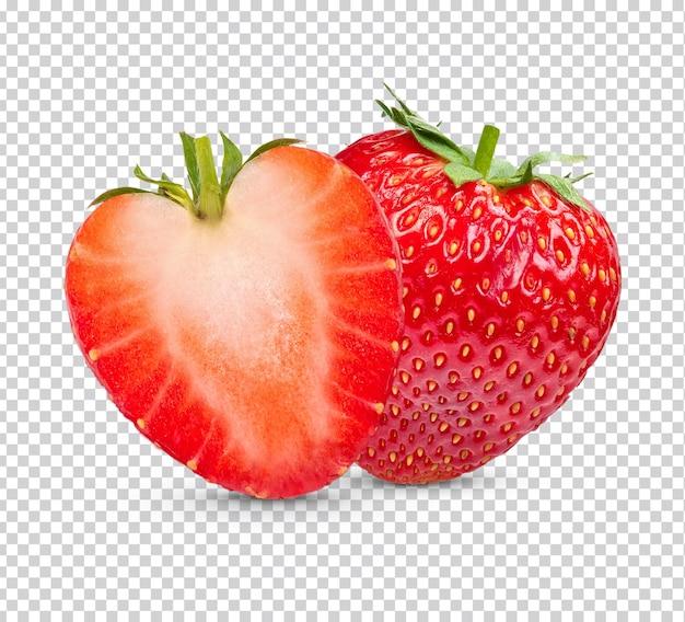 익은 딸기 절연