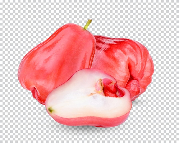 Rose apple isolated