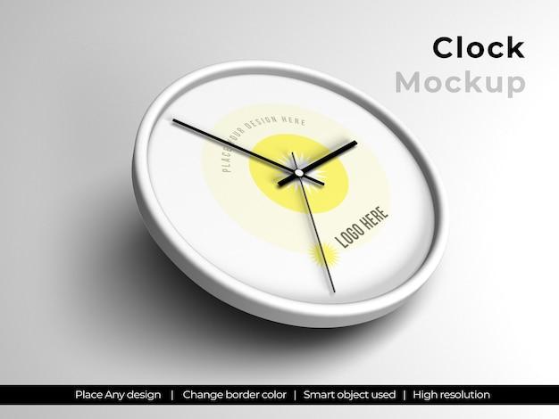 라운드 시계 관점 모형