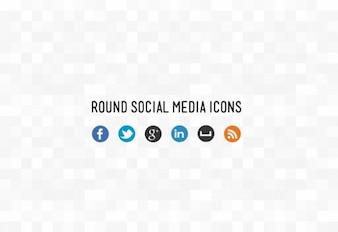 Round social media cons