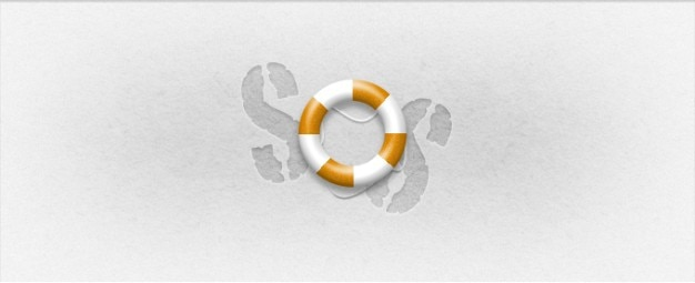 S.o.s. icon/illustration