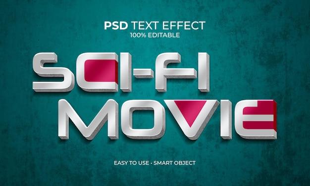 Научная фикт-текст кинотекст эффект
