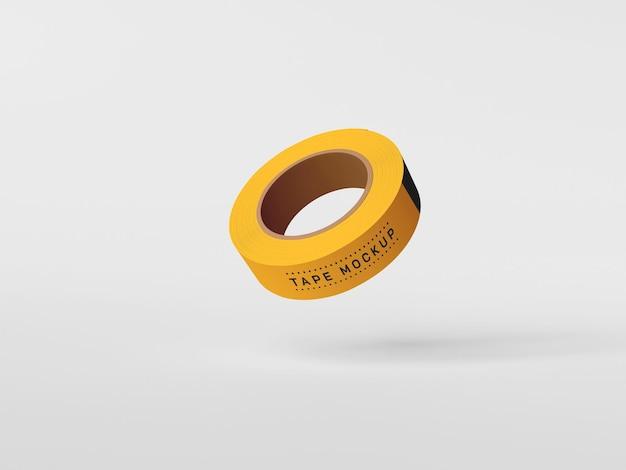 Scotch tape mockup