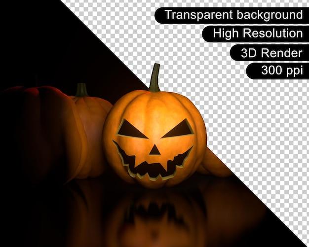 Scray smile halloween pumpkin