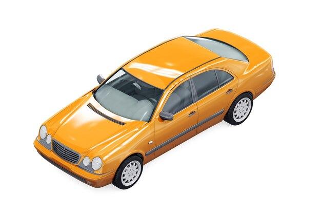 セダン車1996モックアップ