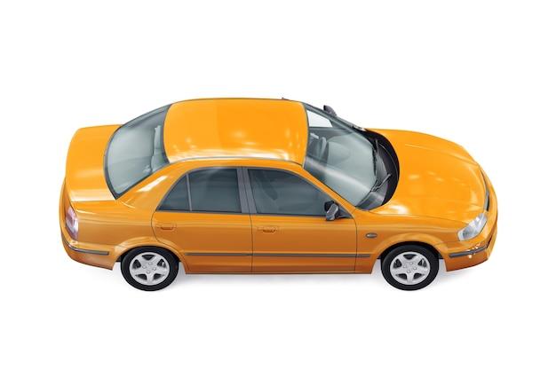 セダン車1998モックアップ