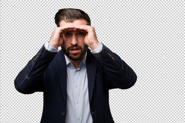 Старший красивая женщина с цепью
