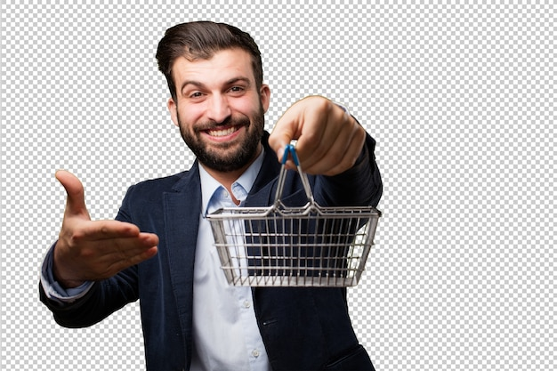 Senior beautiful woman with a mobile phone
