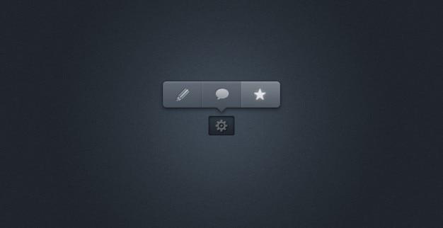 Settings settings tooltip tooltip