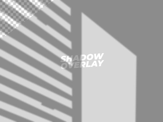 Shadow overlay effect design