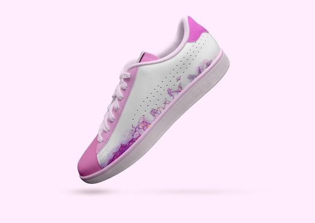 Shoes mockup design