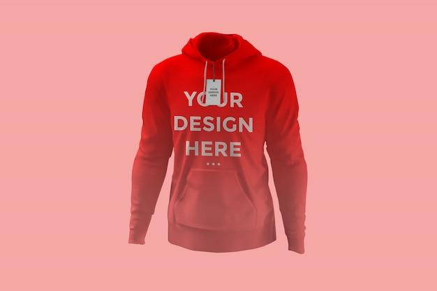 Showcase hoodie mockup