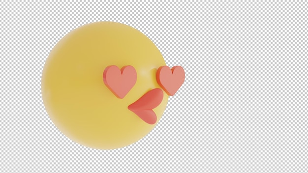 Поцелуй 2 смайликов png изображения