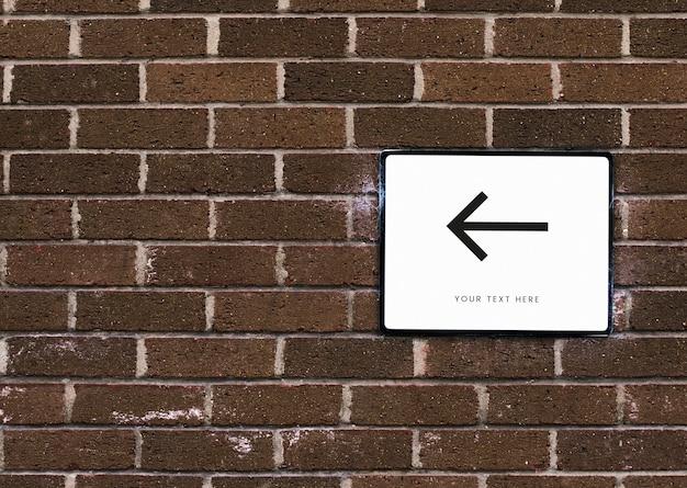 Signboard design space
