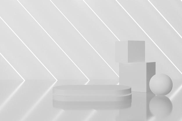 Simple elegant podium