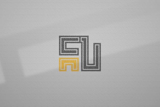 간단한 로고 모형