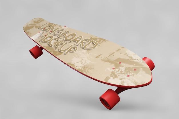 スケートボードモックアップ