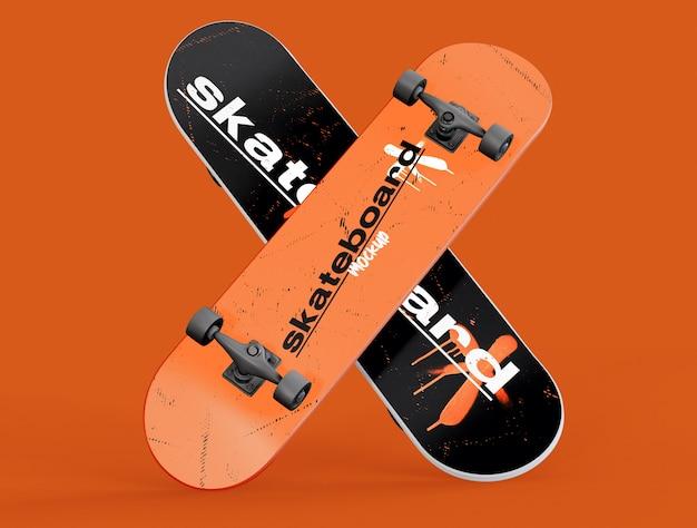 Скейтборд макет