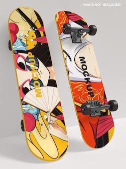 스케이트보드 모형